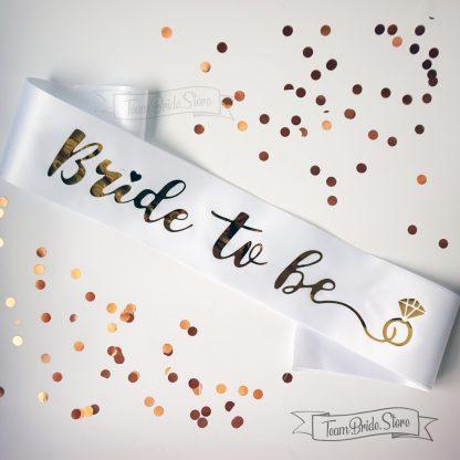 Лента Bride to be 1