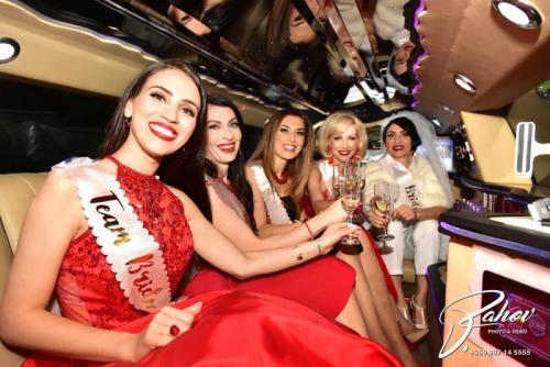 Моминско парти на Софи Маринова